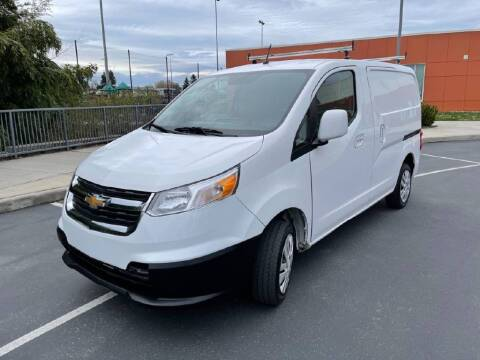 2017 Chevrolet City Express Cargo for sale at Washington Auto Loan House in Seattle WA