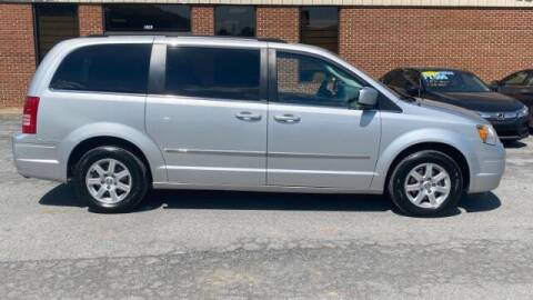 2010 Chrysler Town and Country for sale at STAUNTON TRACTOR INC in Staunton VA