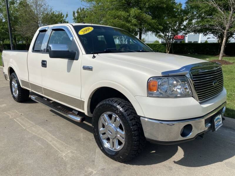 2008 Ford F-150 for sale at UNITED AUTO WHOLESALERS LLC in Portsmouth VA