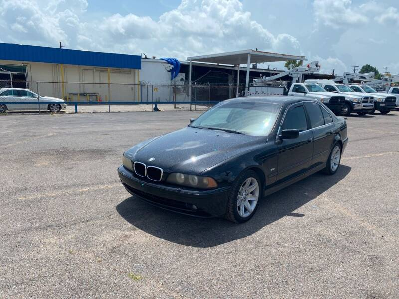 2003 BMW 5 Series for sale at Memphis Auto Sales in Memphis TN