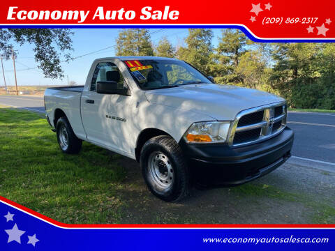 2011 RAM Ram Pickup 1500 for sale at Economy Auto Sale in Modesto CA
