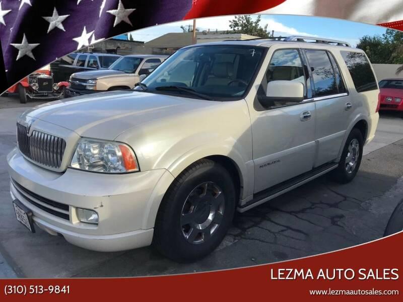 2006 Lincoln Navigator for sale at Auto Emporium in Wilmington CA