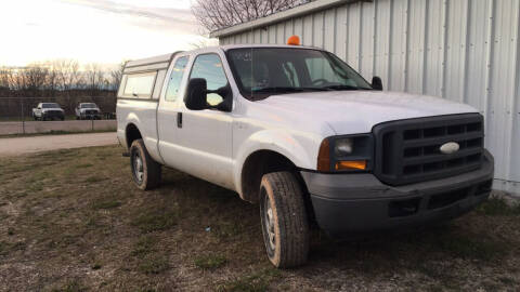 2005 Ford F-250 Super Duty for sale at South Point Auto Sales in Buda TX