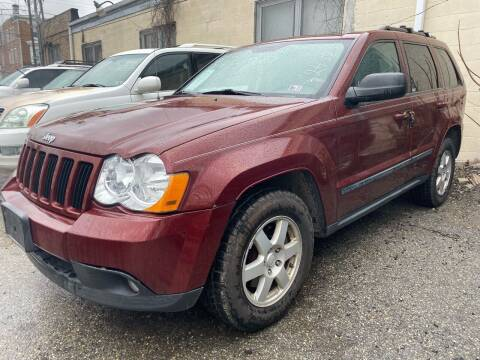 2008 Jeep Grand Cherokee for sale at Philadelphia Public Auto Auction in Philadelphia PA