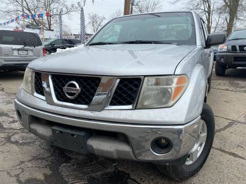 2008 Nissan Frontier for sale at Best Cars R Us in Plainfield NJ