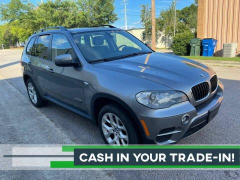 2012 BMW X5 for sale at Horizon Auto Sales in Raleigh NC