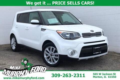 2019 Kia Soul for sale at Mike Murphy Ford in Morton IL