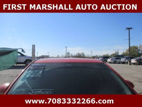2013 Chevrolet Impala for sale at First Marshall Auto Auction in Harvey IL