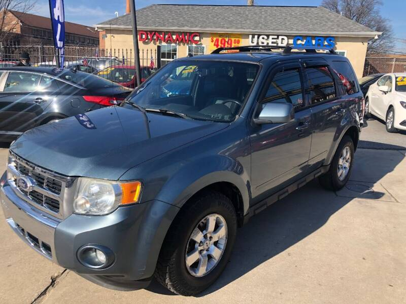 2010 Ford Escape for sale at DYNAMIC CARS in Baltimore MD