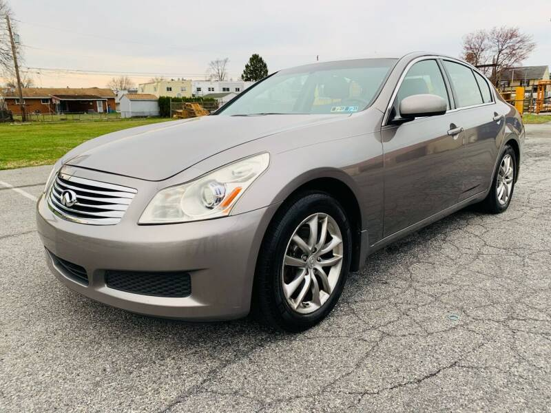2008 Infiniti G35 for sale at Capri Auto Works in Allentown PA