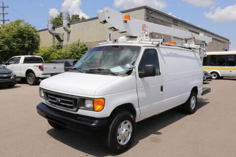 2007 Ford E-Series Cargo for sale at Elvis Auto Sales LLC in Grand Rapids MI