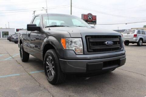 2014 Ford F-150 for sale at B & B Car Co Inc. in Clinton Township MI