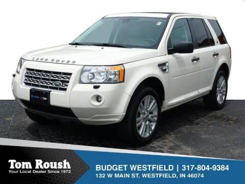 2009 Land Rover LR2 for sale at Tom Roush Budget Westfield in Westfield IN