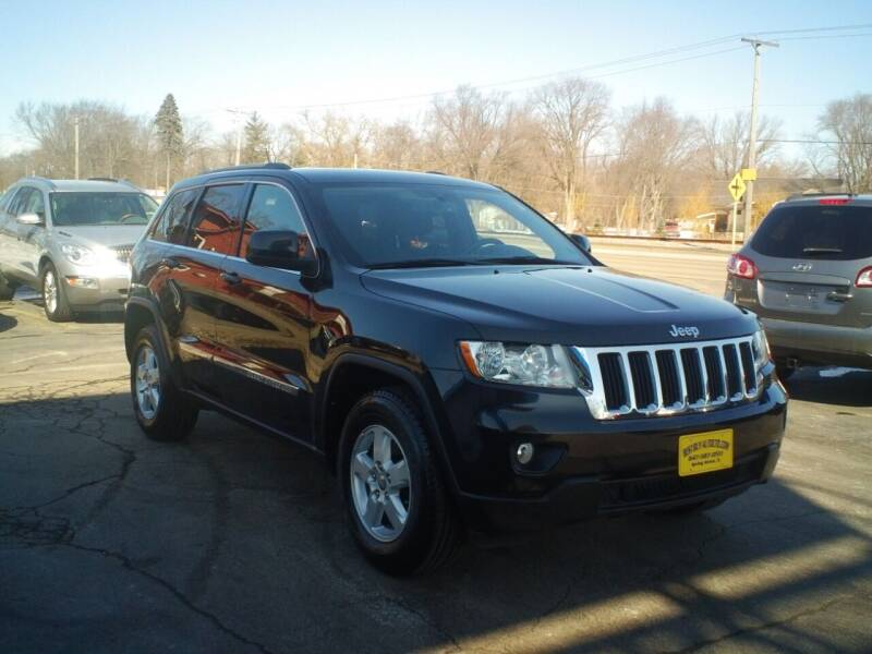 2011 Jeep Grand Cherokee for sale at BestBuyAutoLtd in Spring Grove IL
