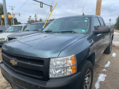 2008 Chevrolet Silverado 1500 for sale at Official Auto Sales in Plaistow NH