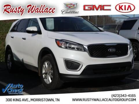 2018 Kia Sorento for sale at RUSTY WALLACE CADILLAC GMC KIA in Morristown TN