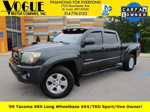 2009 Toyota Tacoma for sale at Vogue Motor Company Inc in Saint Louis MO