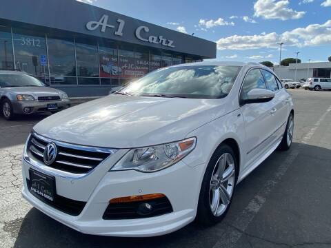 2010 Volkswagen CC for sale at A1 Carz, Inc in Sacramento CA