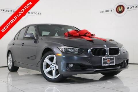 2013 BMW 3 Series for sale at INDY'S UNLIMITED MOTORS - UNLIMITED MOTORS in Westfield IN