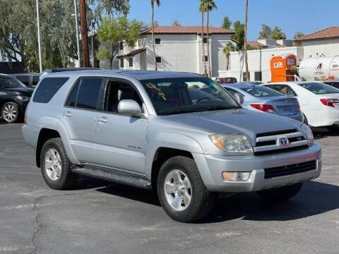 2005 Toyota 4Runner for sale at Brown & Brown Wholesale in Mesa AZ