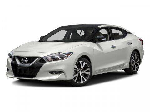 2016 Nissan Maxima for sale at DeluxeNJ.com in Linden NJ