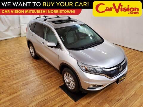 2016 Honda CR-V for sale at Car Vision Mitsubishi Norristown in Trooper PA