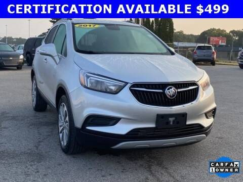 2017 Buick Encore for sale at Betten Baker Preowned Center in Twin Lake MI