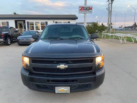 2009 Chevrolet Silverado 1500 for sale at Zoom Auto Sales in Oklahoma City OK
