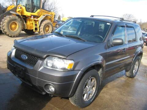 2005 Ford Escape for sale at Carz R Us 1 Heyworth IL - Carz R Us Armington IL in Armington IL