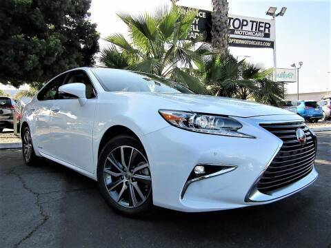 2018 Lexus ES 300h for sale at Top Tier Motorcars in San Jose CA