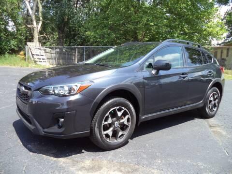 2018 Subaru Crosstrek for sale at Niewiek Auto Sales in Grand Rapids MI