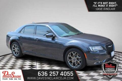 2016 Chrysler 300 for sale at Dave Sinclair Chrysler Dodge Jeep Ram in Pacific MO