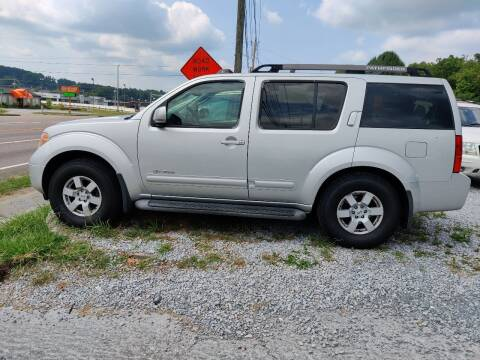 2005 Nissan Pathfinder for sale at Magic Ride Auto Sales in Elizabethton TN