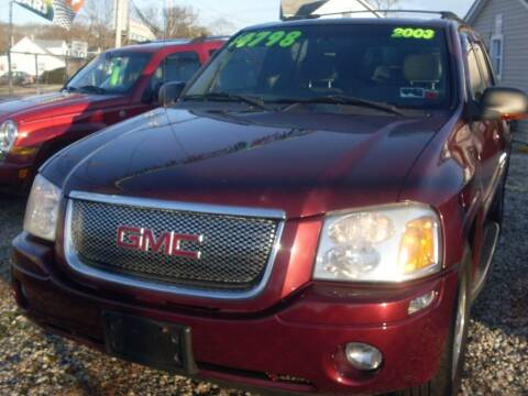 2003 GMC Envoy for sale at Flag Motors in Islip Terrace NY