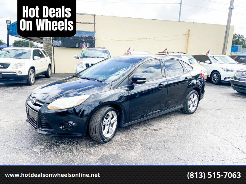 2013 Ford Focus for sale at Hot Deals On Wheels in Tampa FL