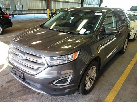 2018 Ford Edge for sale at Cj king of car loans/JJ's Best Auto Sales in Troy MI