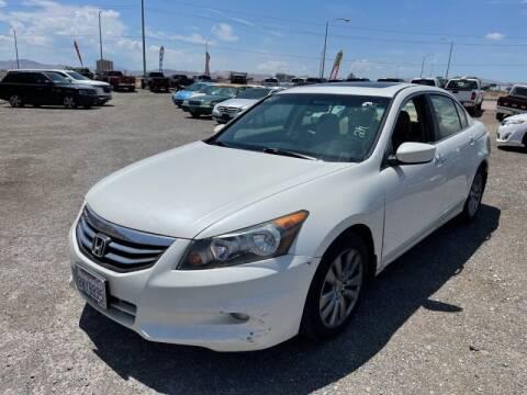2011 Honda Accord for sale at REVEURO in Las Vegas NV