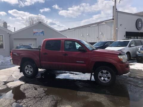 2008 Toyota Tacoma for sale at Top Line Import in Haverhill MA