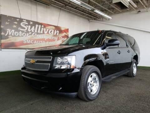 2013 Chevrolet Suburban for sale at SULLIVAN MOTOR COMPANY INC. in Mesa AZ