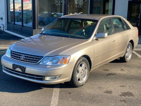 2004 Toyota Avalon for sale at MAGIC AUTO SALES in Little Ferry NJ
