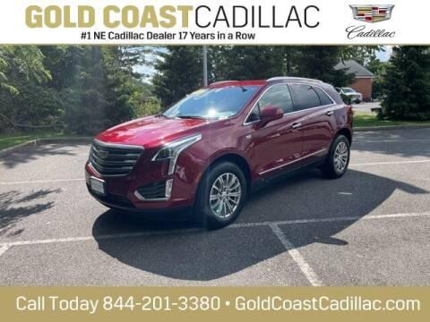 2017 Cadillac XT5 for sale at Gold Coast Cadillac in Oakhurst NJ
