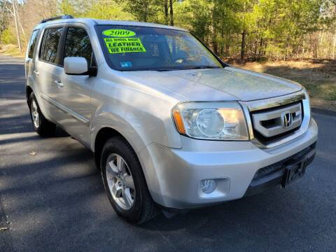2009 Honda Pilot for sale at Showcase Auto & Truck in Swansea MA