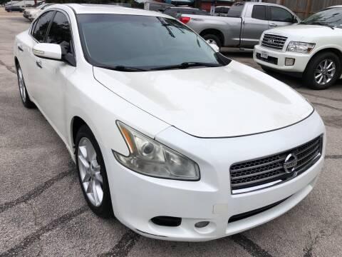 2011 Nissan Maxima for sale at PRESTIGE AUTOPLEX LLC in Austin TX