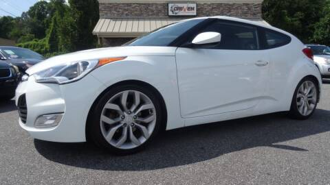 2013 Hyundai Veloster for sale at Driven Pre-Owned in Lenoir NC