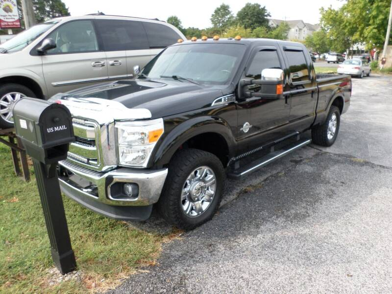 2016 Ford F-250 Super Duty for sale at Credit Cars of NWA in Bentonville AR