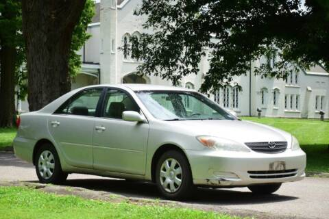2004 Toyota Camry for sale at Digital Auto in Lexington KY