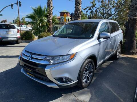 2017 Mitsubishi Outlander for sale at Contra Costa Auto Sales in Oakley CA