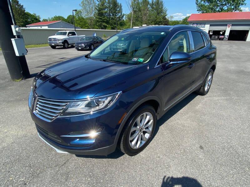 2015 Lincoln MKC for sale at Alexandria Auto Mart LLC in Alexandria PA