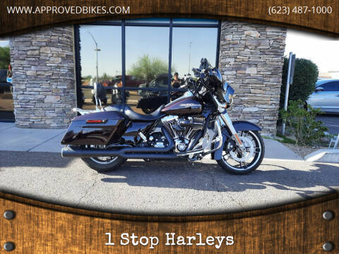 2014 Harley-Davidson FLHXS Street Glide Special for sale at 1 Stop Harleys in Peoria AZ
