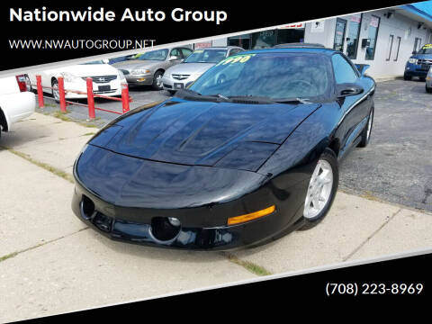 1993 Pontiac Firebird for sale at Nationwide Auto Group in Melrose Park IL